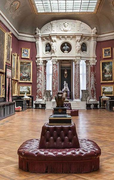 Visitez les meilleures galeries d'art !