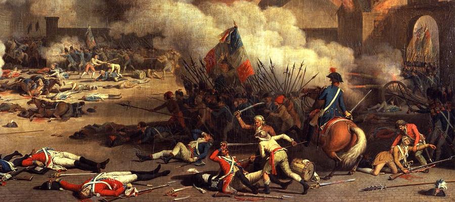peinture Française
