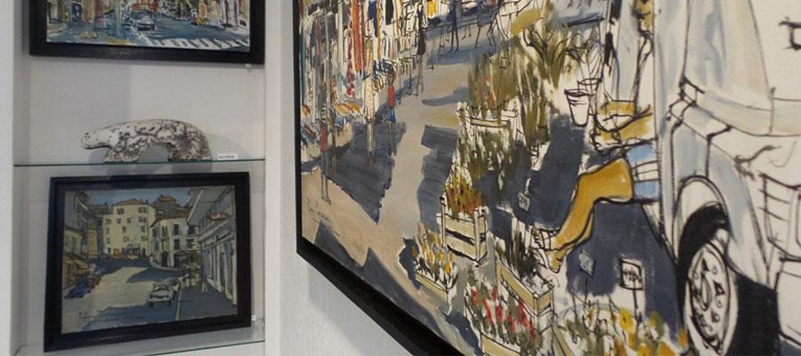 Galerie d'Art à Toulouse